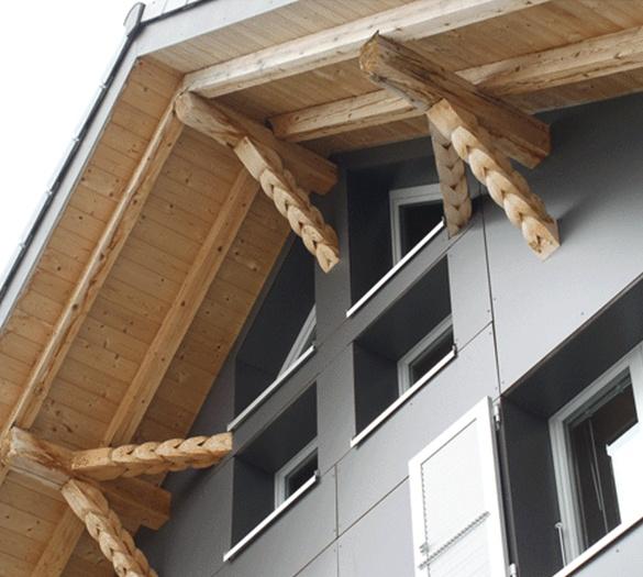 Bau - EFH Zwahlen von Niederhäusern Guggisberg, Nachher - Vifian Architekten