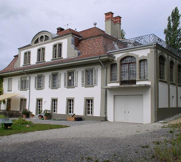 Öffentliche Bauten Bern - Stampfli avenches   - Vifian Architekten