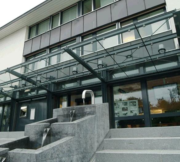Öffentliche Bau - Bank Gantrisch, Schwarzenburg - Vifian Architekten