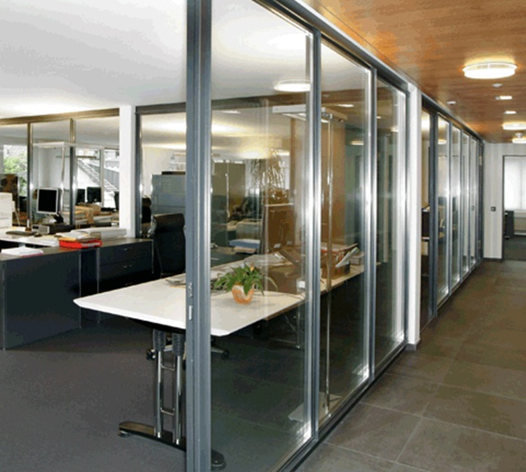 Vifian - Amtsersparniskasse Schwarzenburg, Büros - Vifian Partner