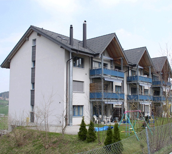 Mehrfamilienhaus Corpataux Schwarzenburg - Vifian Architekten