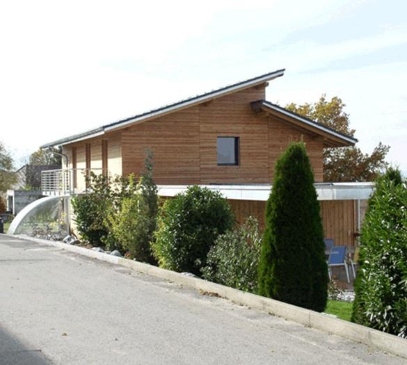 Architektenbüro Bern - Neubau EFH Vifian Schwarzenburg - Vifian Architekten