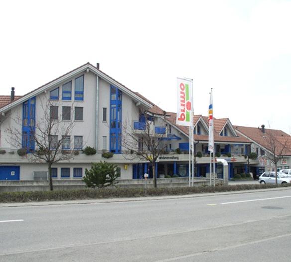 Gemeindezentrum Heitenried - Vifian Architekten