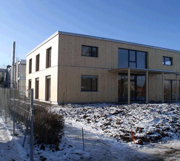 Pflegezentrum Schwarzenburg Demenzstation - Vifian Architekten