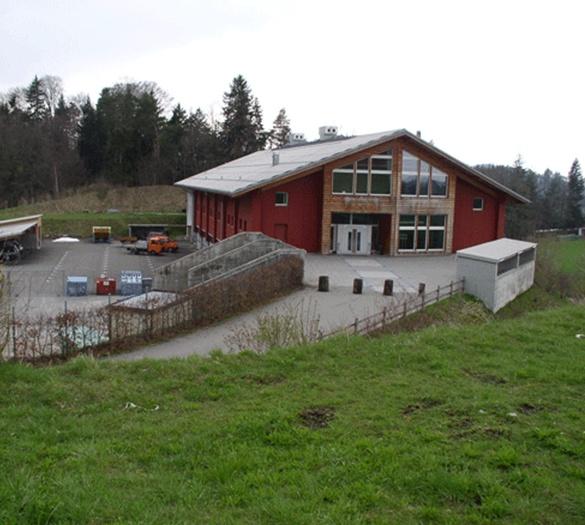 Vifian Partner - Mehrzweckanlage Pöschen Schwarzenburg - Vifian Architekten