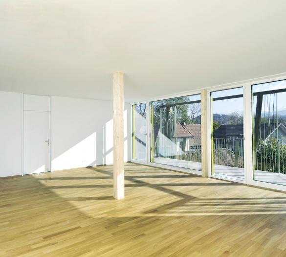 Wohnbauten - Bau - ALTERSWOHNUNGEN Schwirrenpark, Schwarzenburg - Vifian Architekten