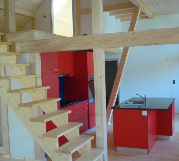 Architekt Bern - DORFPLATZ-20 - Vifian Partner