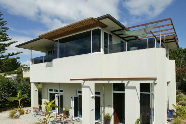 Waihi Beach Lodge Exterior