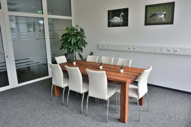 Our meeting room. Come and visit AnaPath Services!