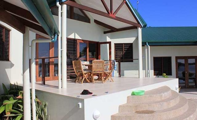 Fiji Villa Outdoor