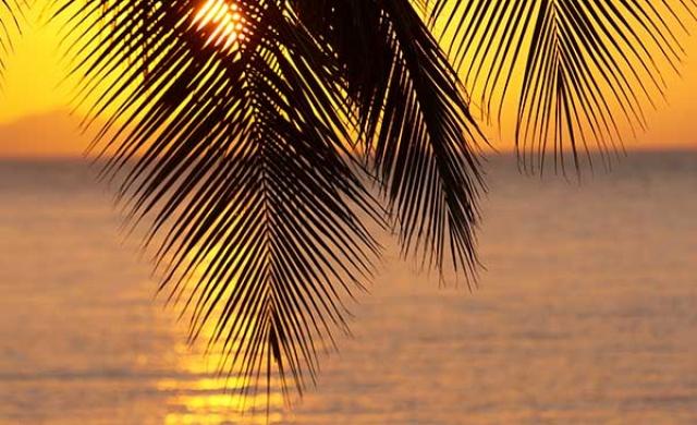 Fiji Villa Location