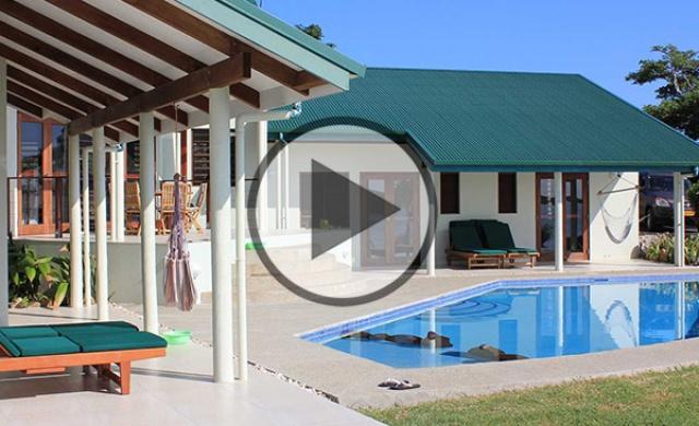 Fiji Villa Accommodation