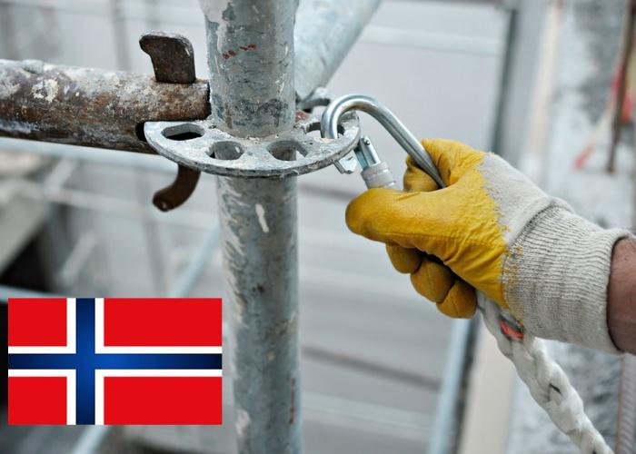 Stillas Kurs - Norsk