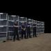 1150L Steel Framed Heavy Duty Offal Bins