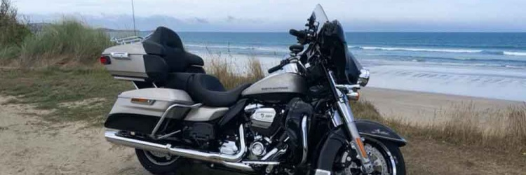 Our 2018 Motorbike Tours in New Zealand