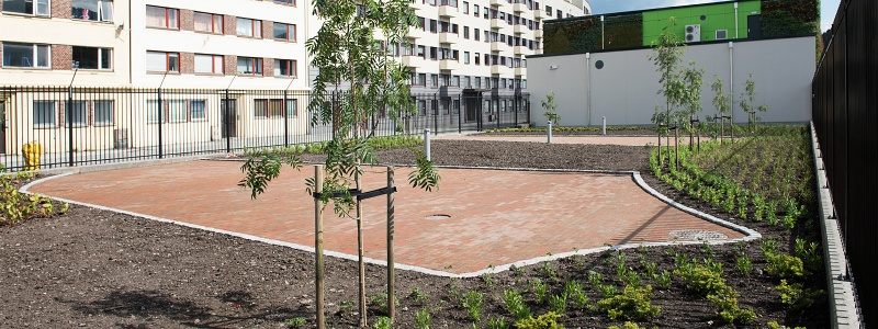 Park ved BIR Jekteviken