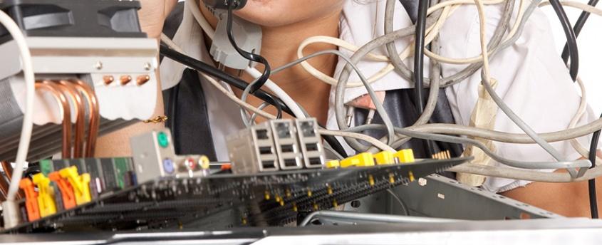 Våre teknikere hjelper deg gjerne