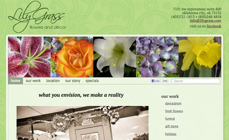 LilyGrass.com