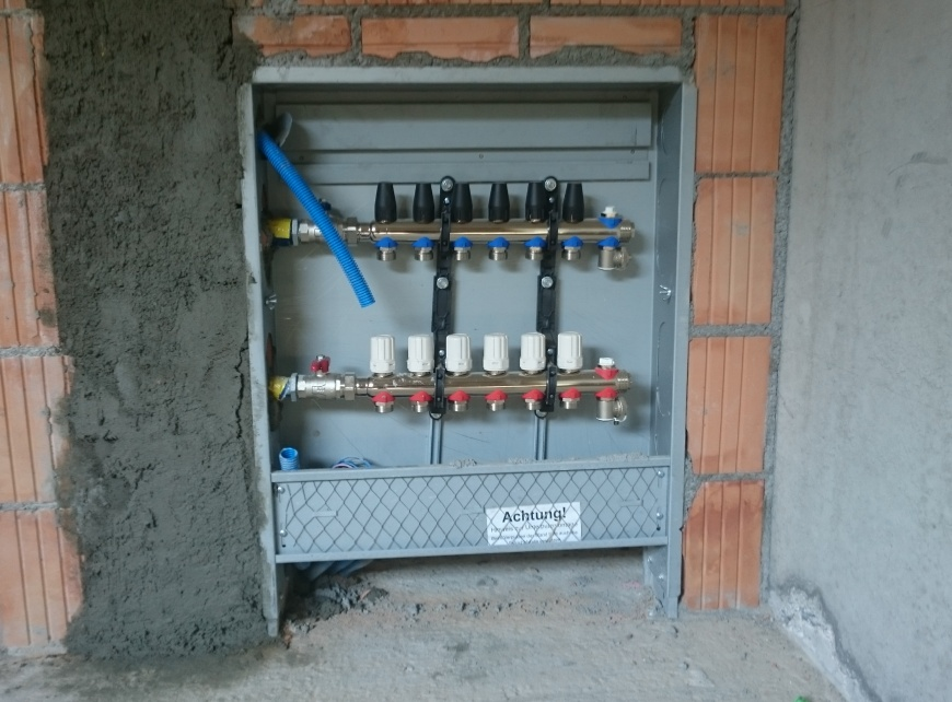 Wasser Gas ES lider