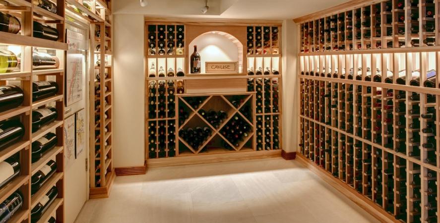 Wine Cellar Nip Tuck Remodeling
