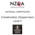 National Certificate In Construction - Level 5