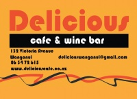 Delicious Cafe & Wine Bar