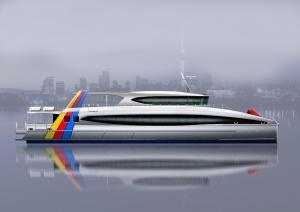 34m Passenger Ferry