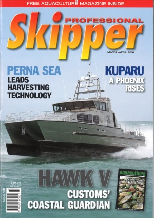Skipper - Hawk V Cover