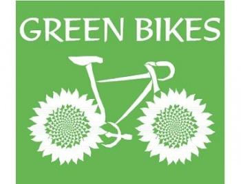 Green Bikes logo