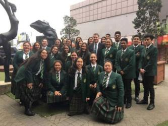 Pasifika Fusion 2017 - WHS students involved