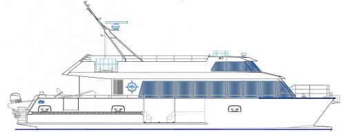 19m Passenger Catamaran