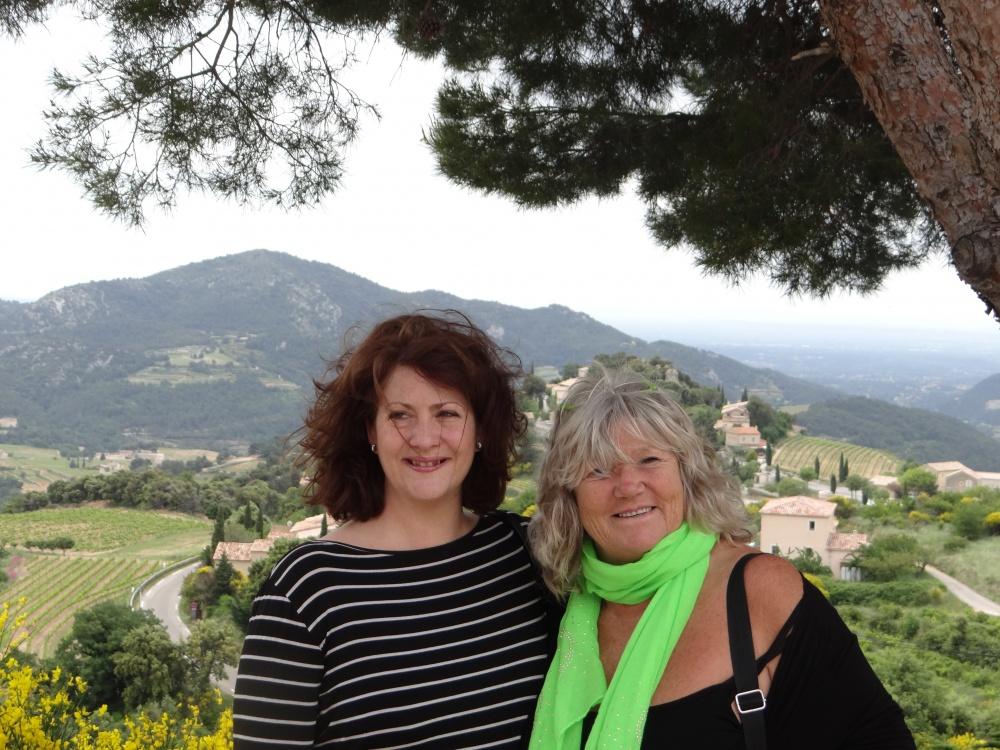 Susannah & Amanda village of Suzette