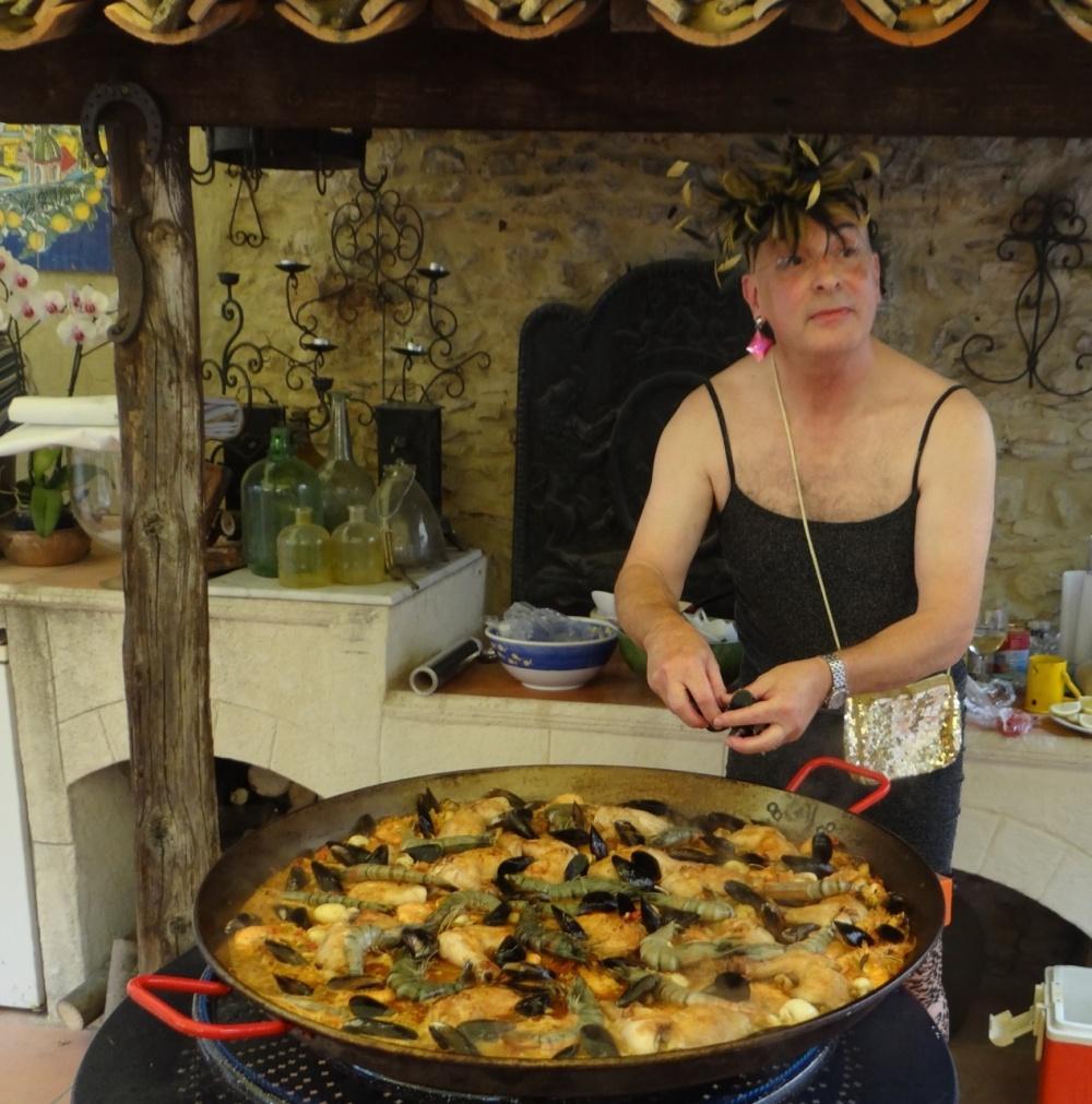 Michel's paella