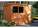 Notton Pent shed