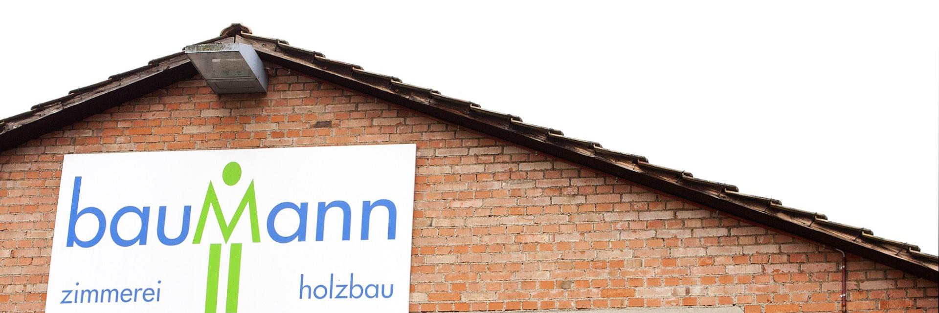Baumann + Partner AG Banner