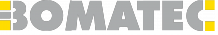 Bomatec logo - SENIS magnetic field mapper at Bomatec