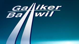 Galliker Ballwil AG Logo auf Kleincar