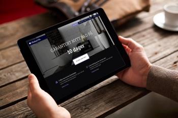 Responsiv webdesign Flesland Flis