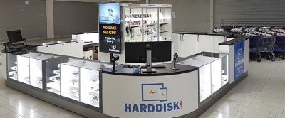 HarddiskMobil mobilverksted og mobilbutikk