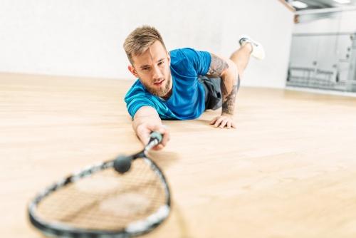 Bli medlem og få 1 mnd gratis squash!