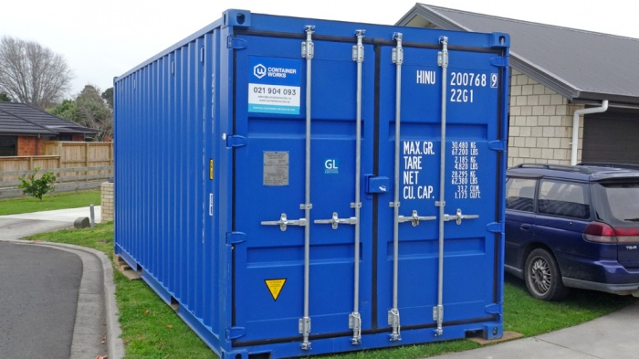 New 20 Foot Shipping Container