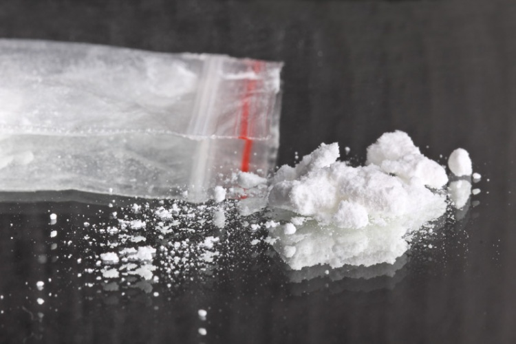 Methamphetamine Powder