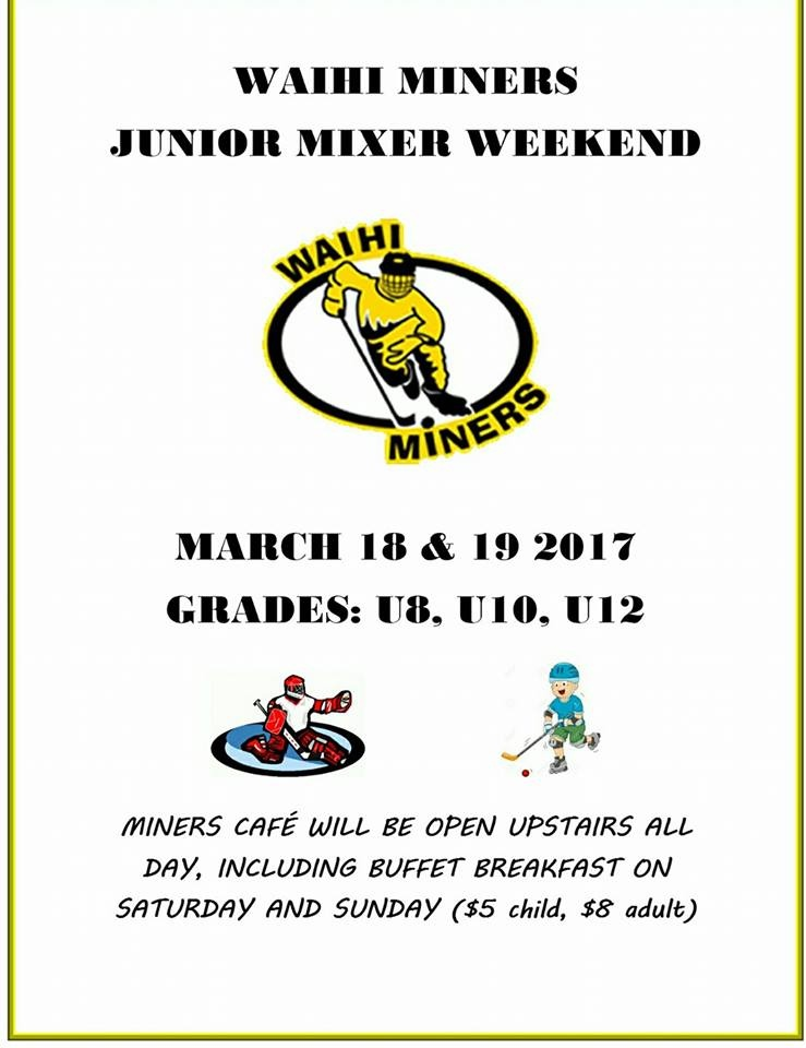 Junior Mixer Weekend 2017